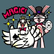 魔術師拉比德與他的夥伴們2
