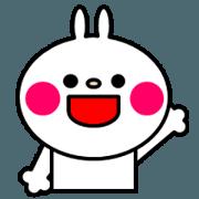 "[""White rabbit ""USYA-san""""]"