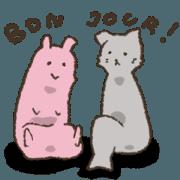 Rabbita and Mermeaw