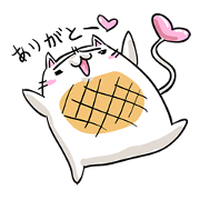 Cat , such as rice cake vol.1