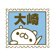 Sticker for Oosaki