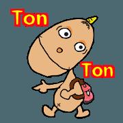 I am Ton-Ton episode2.