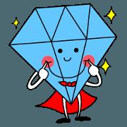 鑽石超人-呆們