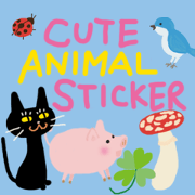 animal sticker can be used with ease.