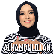 The Monochrome Hijab Style ...