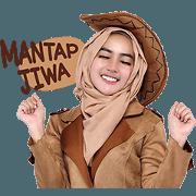 Cithatha: Cowgirl Hijab Vol...