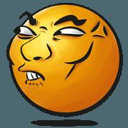 Crazy Emoji Sachet 2