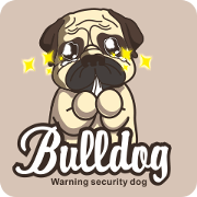 Bulldog_''內有惡犬''~LALA 拉拉小劇場