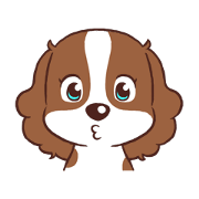 The Cavalier King Charles Spaniel Dog 3.