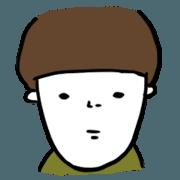 mushroom boy TOSHICHAN