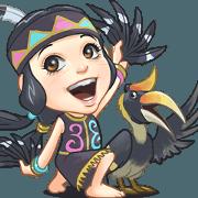 Sarita, Gadis Dayak : Mini Pack Part 2