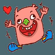 LilyChan-可愛怪獸