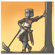 Full-helm Bravo: Castle Age