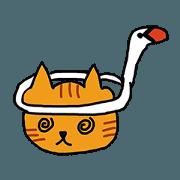豆豆貓是個搞笑咖
