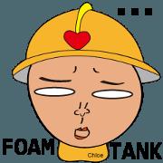 FOAM TANK 上班日記