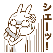 The Showa rabbit!