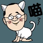 晨木木的異想世界: 貓咪的樂章