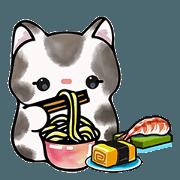 大衛畫貓: 貓食堂vol.1