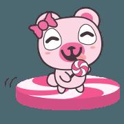 Beary Pink the Bear