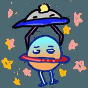 Fake alien