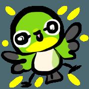 Rolling Acorn:Wild Bird
