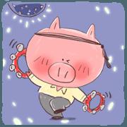 Piggy's office life ver.2