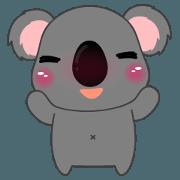 Little Koala sticker