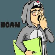 Happy MonMon 3: Sachet