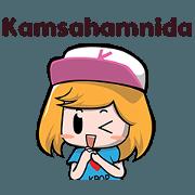Korea KPOP Fan Girl 4