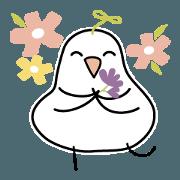 White Birds in the happy days 2