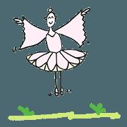 Good luck! SIFUKU Girl&Ballerina