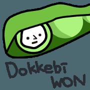 dokkebi Won is looking for friends!