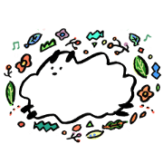 White fluffy sheep