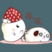 Mochi Company - mochi dog