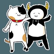 Useful stickers by Kaoru Cu...