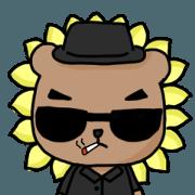 SunBear向日葵熊