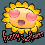 Funny Sunflower (2)