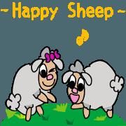 ~ Happy Sheep ~ English