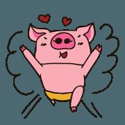 Pig cha-cha hurt