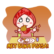 Happy Fasting with Aisyah