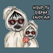 Indonesia Ghost Mini Pack 2