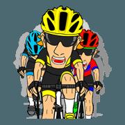 Young biker riders V.7
