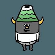 兒遊記-火山頭的牛魔王寶寶