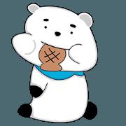 黑白熊的日常生活