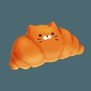 maybe a little strange cat.