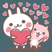 戀愛兔兔❤