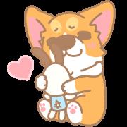 柯基犬椪椪療癒你的心!