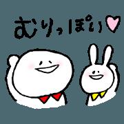 circle and rabbit(3)