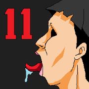 hana-chan in toilet 11