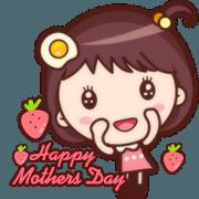 Yolk Girl Mother's Day